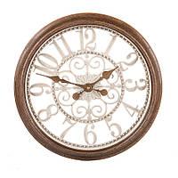 Стильные настенные часы под старину 36см