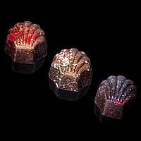 """Шоколадные конфеты ручной роботы """"Ракушка"""", 1 шт, 15 г."""
