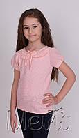 Блуза на девочку Mevis  1719-04