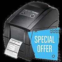 Принтер Godex RT200 (без коробки, новый в полном комплекте), фото 1