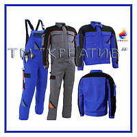 Рабочая одежда куртки брюки комбинезоны под заказ (от 50 шт.)