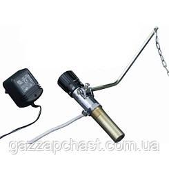 Регулятор тяги электромеханический Regulus RT3-E (для работы с комнатным регулятором/термостатом)