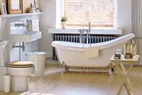 Акриловая ванна PoolSpa Nostalgy 174 x 82