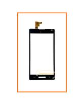 Сенсор (тачскрин) LG P760, P765, P768, P769 Optimus L9 Black Original
