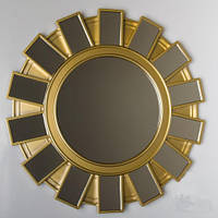 "Настенное зеркало ""Солнце"" (диаметр 50 см)"