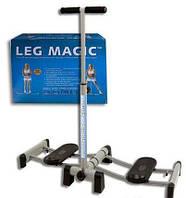Домашний тренажер для ног Leg Magic, тренажер для ног и ягодиц