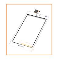 Сенсор (тачскрин) LG P760, P765, P768, P769 Optimus L9 White Original