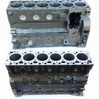 Блоки, головки двигателя KOMATSU