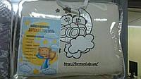 Постельный комплект в детскую кроватку полнокомплектный мишки