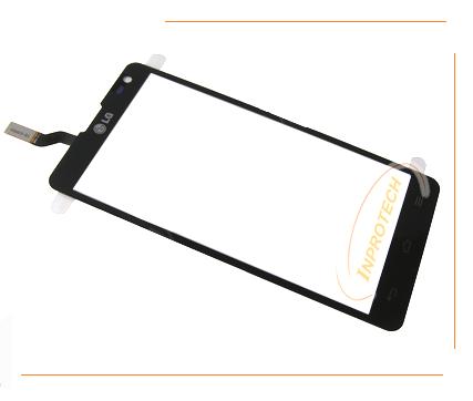 Сенсор (тачскрин) LG P880 Optimus L9 Black