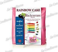 Смесь для торта «Радуга» со вкусом черной смородины (2,5 кг)