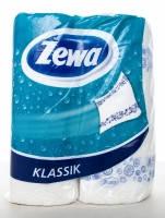 Бумажные полотенца Zewa Klassik 2 слоя 2шт