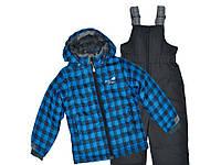 Зимний комплект  детский куртка и полукомбинезон Perlim Pinpin.  арт. VH265 А 12 - 24 мес.