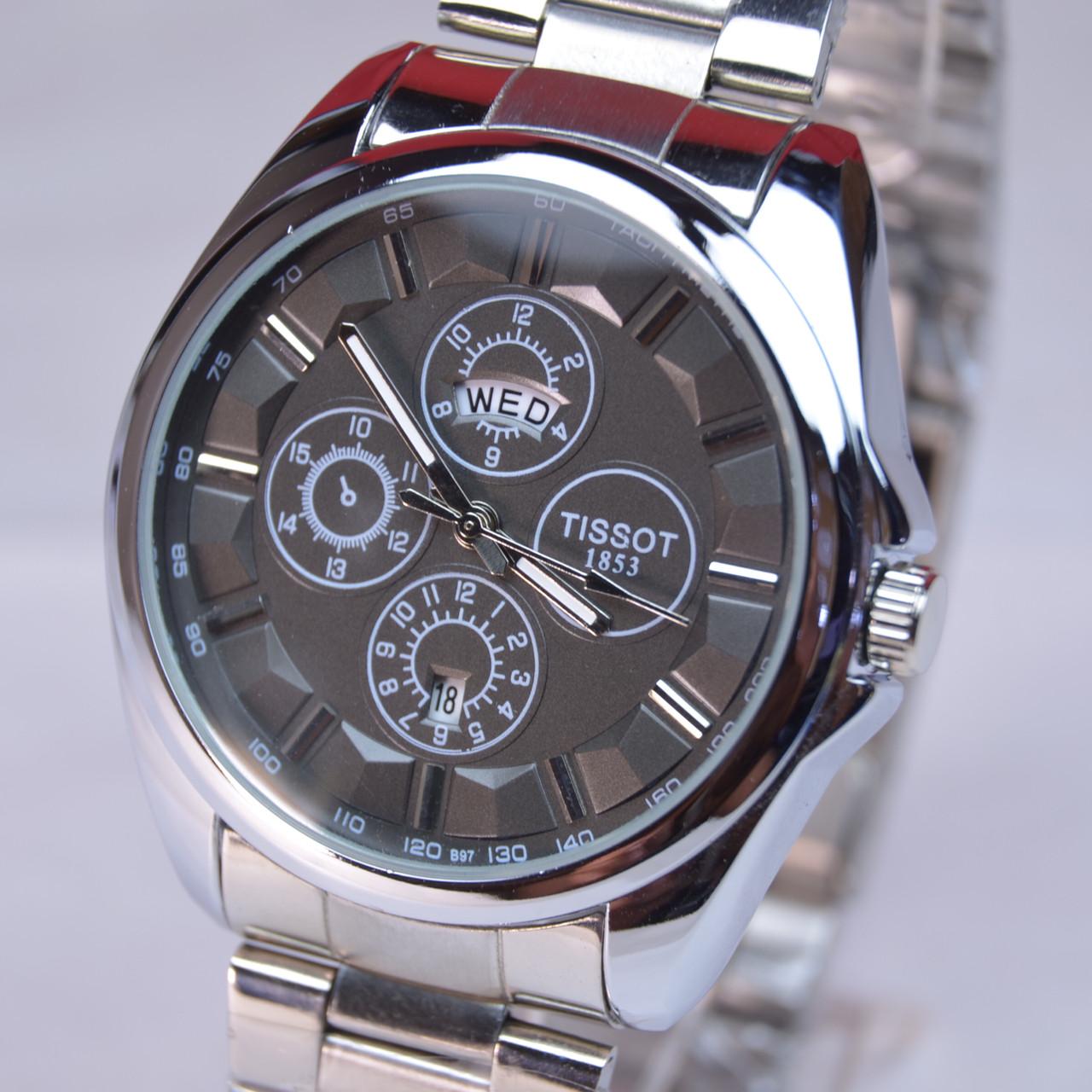 Мужские наручные часы TISSOT Couturier T035 копия