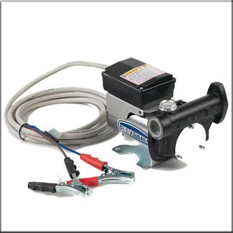 Flexbimec 6253 - Шиберный насос для перекачивания дизельного топлива 60 л/мин, фото 2