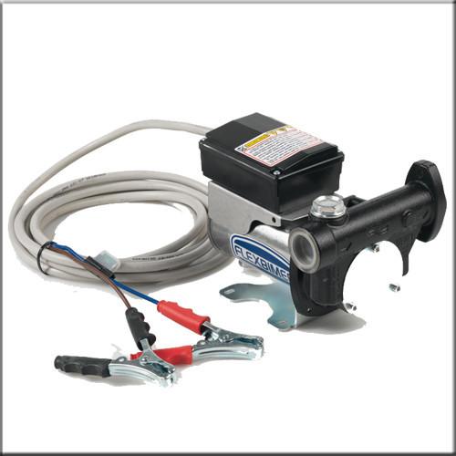 Flexbimec 6255 - Шиберный насос для перекачивания дизельного топлива 60 л/мин