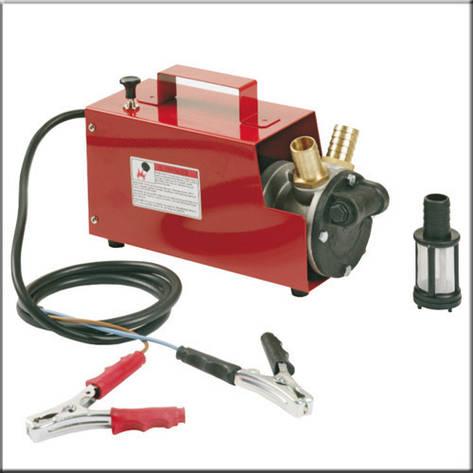Flexbimec 6230 - Эксцентриковый насос для перекачивания дизельного топлива 30 л/мин, фото 2