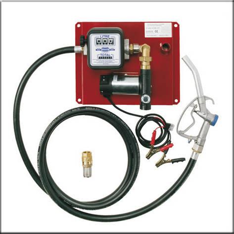 Flexbimec 6246 - Комплект для перекачивания дизельного топлива 43 л/мин, фото 2