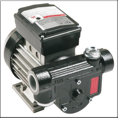 Flexbimec 6435 - Самовсасывающий насос для перекачивания дизельного топлива 60 л/мин