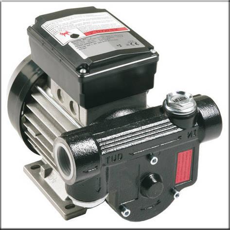 Flexbimec 6435 - Самовсасывающий насос для перекачивания дизельного топлива 60 л/мин, фото 2