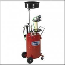 Комбинированная установка для замены масла емкостью 80л., с предкамерой 10л.и стальным сливом для ма, фото 2