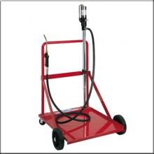 Візок на колесах для бочек 200 кг