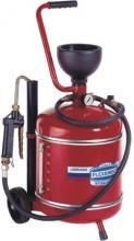 Пневматическая установка для раздачи масла емкостью 24 л