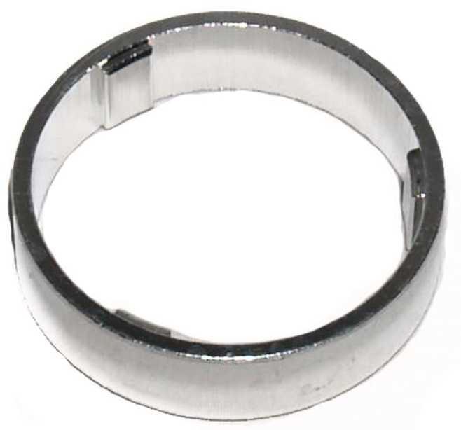 Кольцо проставочное между звезд.кассеты 10мм алюм. серебро.