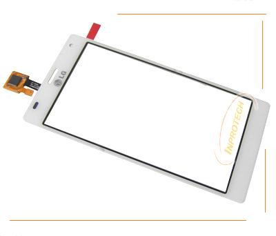 Сенсор (тачскрин) LG P880 Optimus L9 White