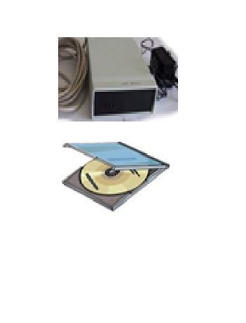 Програмне забезпечення і блок з'єднання електронної системи з ПК