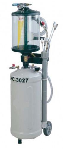 Установка вакуумного отбора масла с предкамерой(Китай)