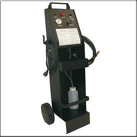 Электрическая установка для замены тормозной жидкости