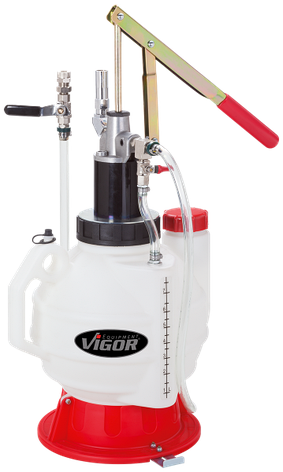 Устройство для заливки масла в АКПП, 7,5 л, VIGOR, V4385, фото 2
