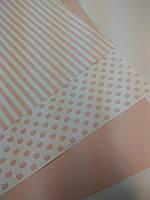 Упаковочная бумага (пудровая)