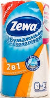 Бумажные полотенца Zewa 2 слоя 1шт