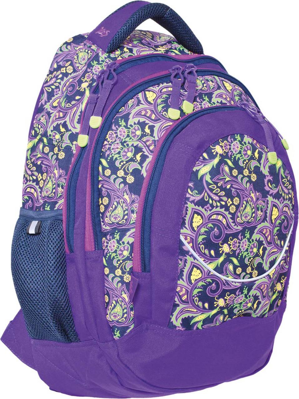 552660 Рюкзак подростковый YES Т-14 Roxy 46,5*33*15
