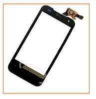 Сенсор (тачскрин) LG P990 Optimus X2 Black Original