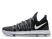 """Оригинальные мужские кроссовки для баскетбола Nike Zoom KD 10 """"Oreo"""""""