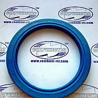 2.2-100 х 125 манжета резиновая армированная (синий)