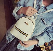 Нежный мини рюкзак городского типа, фото 3