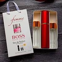 Набор Hugo Boss Femme 3x15 ml.