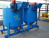 Миксер для производства газобетона «ГРБУ-0.6»