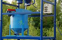 Миксер для производства газобетона «ГРБУ-0.9»