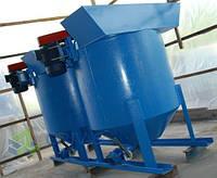 Миксеры для производства газобетона с рабочим объемом до 500 литров «ГРБУ-0.5»