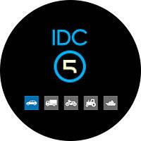 Программное обеспечение для диагностики легковых автомобилей TEXA IDC5 CAR