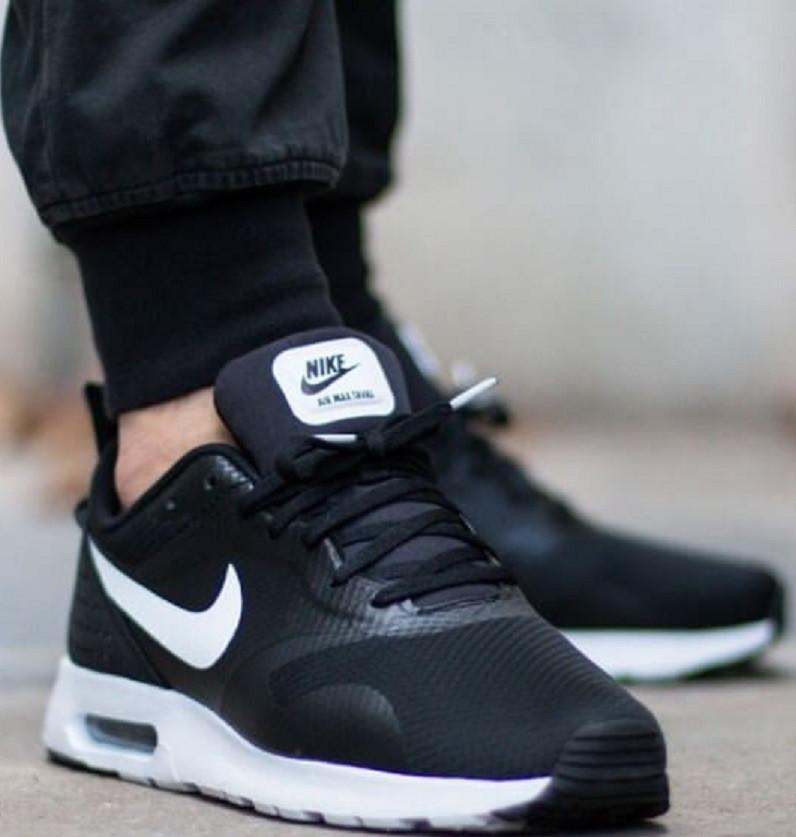 fef2dab5 Мужские кроссовки Nike Air Max Tavas Black/White от tehnolyuks.prom.ua