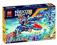 """Конструктор 10596 """"Самолёт-истребитель Сокол Клэя"""" BELANexo Knights, 529 дет."""