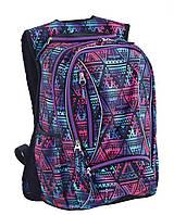 Подростковый рюкзак из полиэстера для девочки 30л. 1 ВЕРЕСНЯ T -28 Magnet, 40*25.5*20, 553158 разные цвета