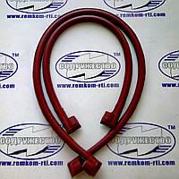 Уплотнение поддона (картера) Д-240 (красная резина), МТЗ