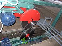 Установка для резки ячеистых бетонов ПМ1.05-Щербины